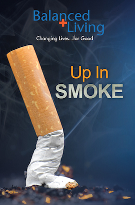Up in Smoke - Balanced Living Tract (Pack of 25)