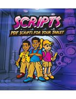 Galactic Quest VBS: Scripts CD