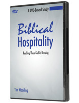 Biblical Hospitality: Reaching those God is Drawing