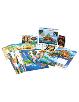 Destination Paradise VBS Complete Kit - Bilingual (English & Spanish)
