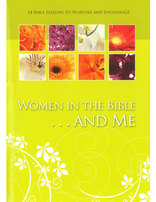 Women in the Bible...and Me