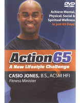 Action 65 (DVD): A New Lifestyle Challenge