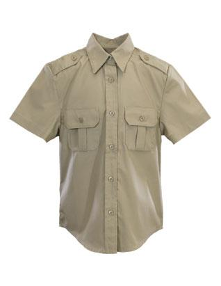Pathfinder Junior Girls' Blouse (Short Sleeve)