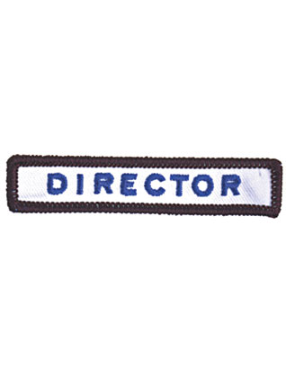 Adventurer Uniform Staff Strip - Director