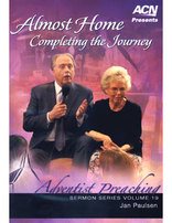 Almost Home – Completing the Journey DVD