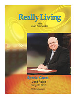 Jose Rojas -- Really Living DVD