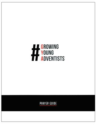 Growing Young Adventists - Prayer Guide