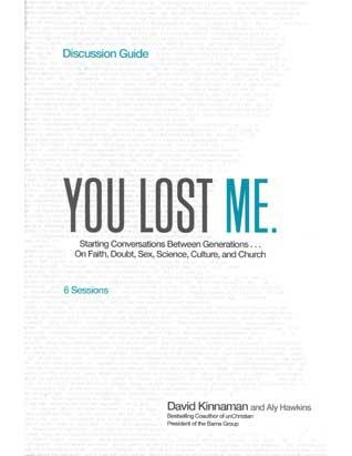 You Lost Me - Discussion Guide