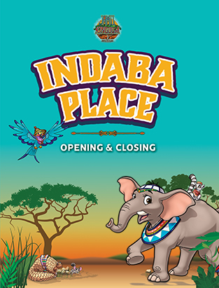 VBS 19 Indaba Place (Opening/Closing