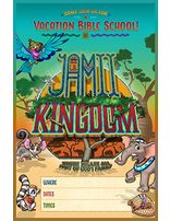 Jamii Kingdom VBS Promotional Poster (Set of 5)