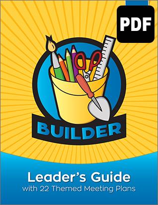 Builder Leaders Guide - PDF Download