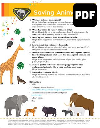 Builder Saving Animals Awards - PDF
