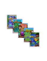 Heroes VBS Daily Action Point Posters (Set of 5) (Spanish)