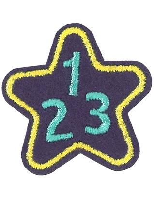 Little Lamb Star - 1,2,3