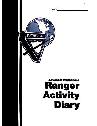 Ranger Activity Diary