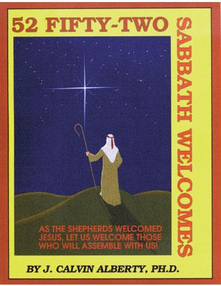 52 Sabbath Welcomes