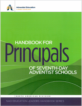 Handbook for Principals of Seventh-day Adventist Schools