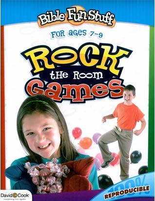 Bible Fun Stuff: Rock the Room Games
