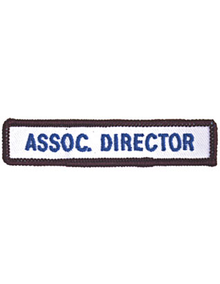 Adventurer Uniform Staff Strip - Associate Director