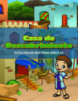 Heroes VBS Discovery House Guide (Bible Story Station) (Spanish)