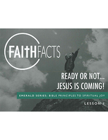 FaithFacts Bible Lessons - Emerald Series: Bible Principles to Spiritual Joy