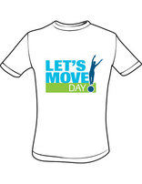 Let's Move T-Shirt