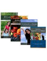 Hogares de Esperanzas & Salud (2 en 1) - DVD & Libros