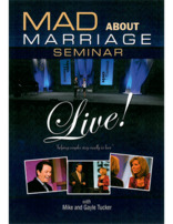 Mad About Marriage Seminar: Live 6 DVD Set