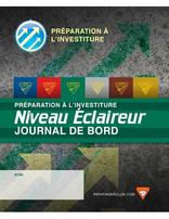 Explorer Record Journal - Investiture Achievement (French)