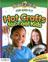 Bible Fun Stuff: Hot Crafts for Cool Kids