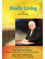 Adams & Gellekanao -- Really Living DVD