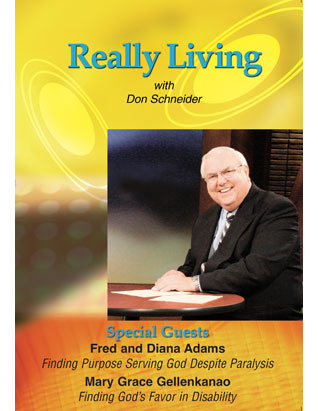 Adams & Gellekanao -- Really Living DVD