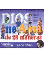 God Loves Me 28 Ways (Spanish)