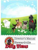 Director's Manual - Stewardville daily Times