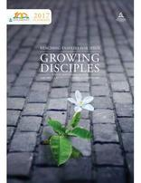 Growing Disciples:2017 Planbook - NAD Edition