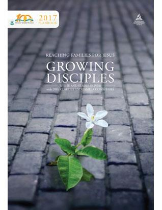 Growing Disciples: 2017 Planbook - NAD Edition