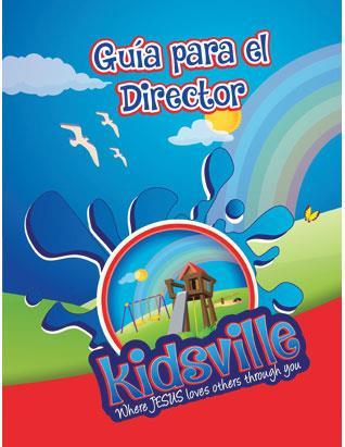 EBV Kidsville-Guia para el director