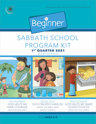 Growing Together Beginner Teaching Kit - 1st Quarter