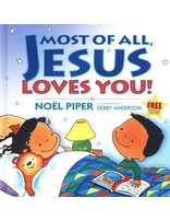 Most of All, Jesus Loves You! (Package of 25)
