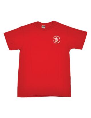 Camiseta roja de ELA (TLT)