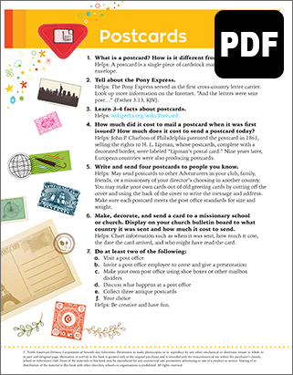 Builder Postcards Award - PDF Downlo