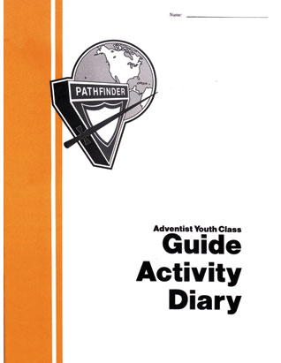 Guide Activity Diary