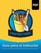 Guía para el Instructor de Constructores | PDF Descargable