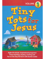 Tiny Tots For Jesus - 10 Vol Set