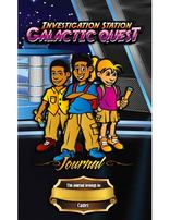 Galactic Quest VBS - Cadet Chronicles &  Stickers (Set of 10)