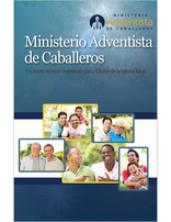 Men's Ministry Record Card - Spanish
