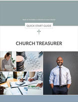 Church Treasurer - Quick Start Guide