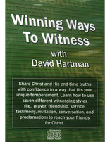 Winning Ways to Witness audio CD