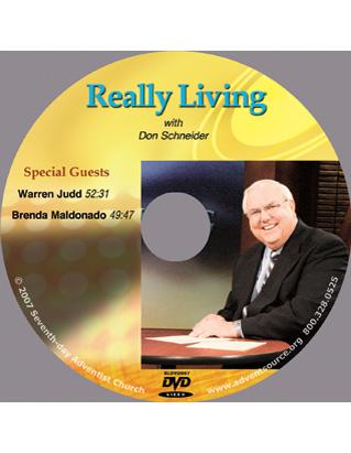 Judd & Maldonado -- Really Living DVD