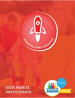 Child Evangelism Workbook - Children's Ministries Curriculum Spanish